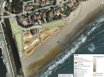 Adequació platja del far 1