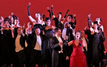 Els brindis a l'òpera, protagonistes de la xerrada que es farà a la Joan Oliva