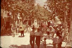 Es projectarà 'Escenes populars de la vida a Vilanova i la Geltrú'