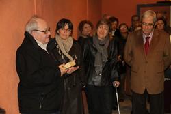 Inauguració de la Mostra de diorames i figures populars