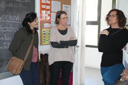 L'escola Ítaca acull gairebé 500 alumnes