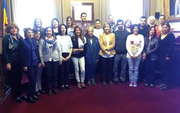 Comenius, projecte, europa, educació, Ariadna Llorens, Ginesta, Neus Lloveras