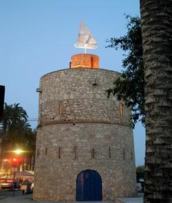 Les rutes mostraran al visitant espais com La Torre Blava