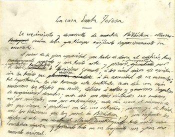 Els manuscrits estaran exposats fins al 31 de maig