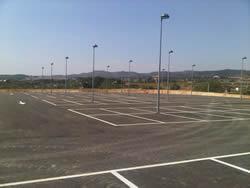 Nou aparcament en superfície al Tacó