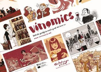L'exposició Vinòmics es podrà visitar fins al 23 de juny