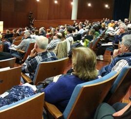 Unes 80 persones han assistit a l'AMO