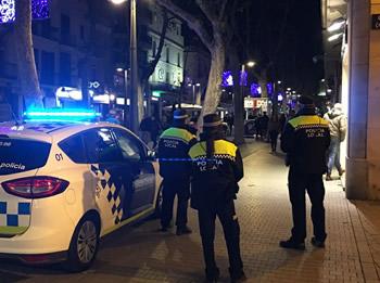 campanya nadal policia local