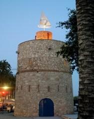 La Torre Blava és un dels espais que es podran visitar