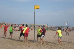 Beach Korfbal