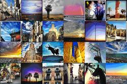 Quadre d'Instagrams