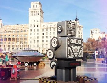 Robot Ferroluar