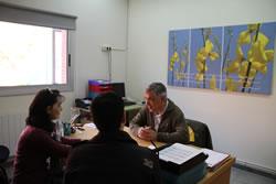 visita escola Ginesta_reunió