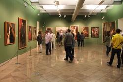 Els museus de la ciutat es van omplir de visitants dissabte a la nit