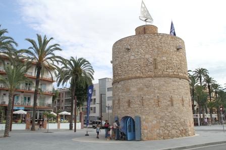 Portes obertes a la torre Blava fins diumenge