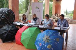 La presentació dels actes de la 8a Setmana Garraf per la Pau s'ha fet a la Masia en Cabanyes