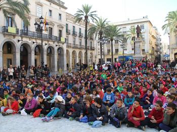 Dia Internacional dels Drets dels Infants 2014