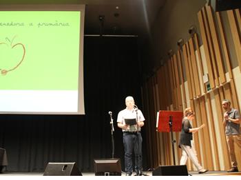 La cloenda del projecte Cultura Emprenedora s'ha fet a l'Auditori Eduard Toldrà