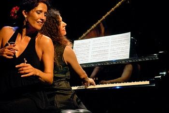 Belén Cabanes i Marina Rodríguez