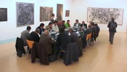 La reunió es va fer al museu Víctor Balaguer