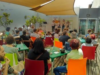 Concert de música tradicional a la biblioteca Cardona Torrandell