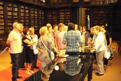 Visita comentada a la Biblioteca Museu, aquest dijous al matí