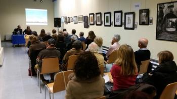 Sessió de presentació del PAM al Centre Cívic Mar