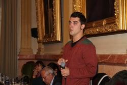 Raimon Ràfols, nou regidor de la CUP