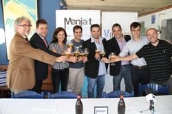 Presentació de la campanya al Restaurant Peixerot