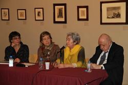 Marijó Riba, Neus Lloveras, Cecília Vidal i Josep Maria Cadena