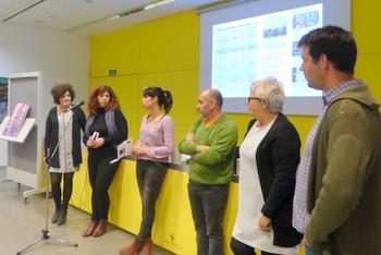 La presentació es va fer a la biblioteca Armand Cardona, en un acte amb els voluntaris de la Fira