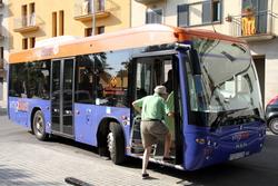 Els usuaris del bus podran fer servir nous bitllets progressivament