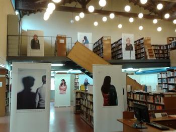 L'exposició de fotografies ja es pot visitar a la biblioteca