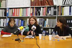 La regidora Míriam Espinàs ha explicat el nou model de zonificació escolar