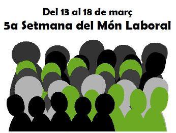 Del 13 al 17 de març se celebraran diverses activitats relaiconades amb la cerca de feina