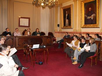 Consell Municipal Associacions Veïns i Veïnes
