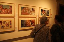 L'exposició es podrà visitar fins el 8 de gener
