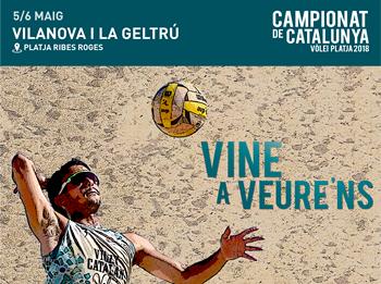 Vilanova i la Geltrú serà la primera seu del campionat