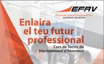 Escola de Formació Aeronàutica de Vilanova i la Geltrú