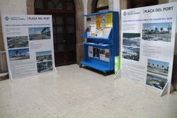 Plafons plaça del Port