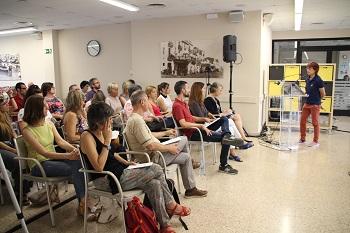 Presentació del projecte Dementia Friendly