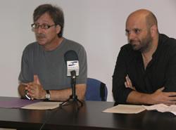 Roda de premsa avui a Neàpolis