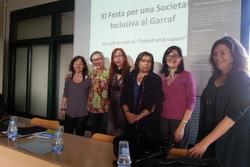 El Molí de Mar va acollir l'espai de debat sobre discapacitats i integració laboral