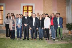 L'acte va reunir diverses personalitats del món cultural català