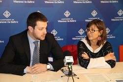 Gerard Figueras i Glòria Garcia han explicat la presència de VNG a Fitur