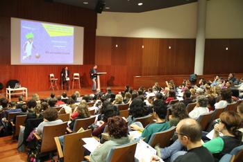 La Jornada està organitzada pel Pla Local d'Inclusió Social