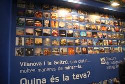 Detall de l'estand de Vilanova i la Geltrú al SITC