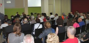 El centre cívic La Geltrú ja va acollir dijous la jornada de sensibilització comunitària