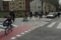 recorregut pel carril bici