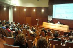 La conferència sobre Business Angels ha aplegat una cinquantena de persones
